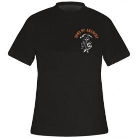 T-Shirt Mec SONS OF ANARCHY - Charming California