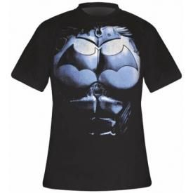 T-Shirt Mec BATMAN - Armor Costume