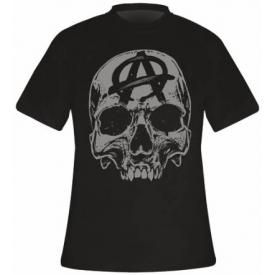 T-Shirt Mec SONS OF ANARCHY - Big Skull