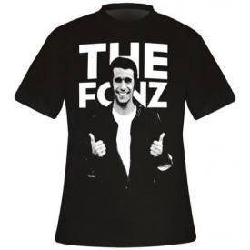 T-Shirt Mec HAPPY DAYS - The Fonz