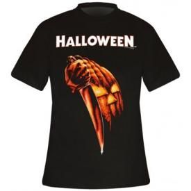 T-Shirt Mec HALLOWEEN - Movie Cover