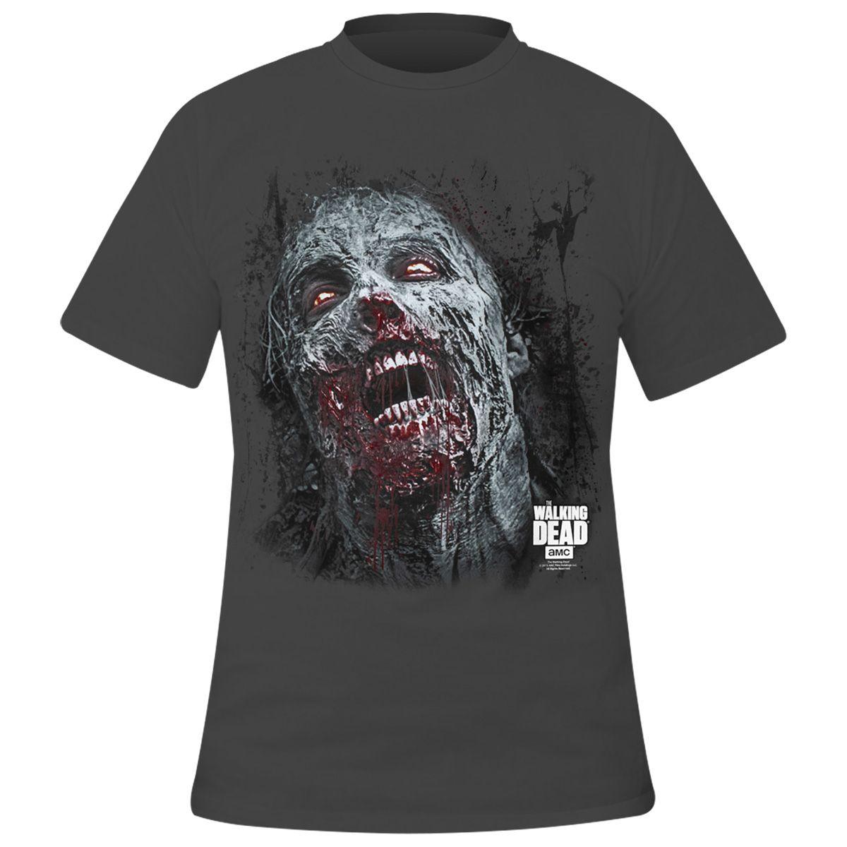 Image de T-Shirt Mec THE WALKING DEAD - Walker