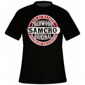 T-Shirt Mec SONS OF ANARCHY - Samcro Original
