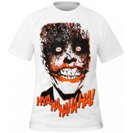 T-Shirt Mec BATMAN - Joker Ahahah