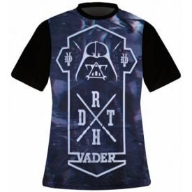 T-Shirt Mec FREEGUN - Star Wars 3D Darth Vader
