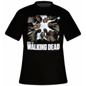 T-Shirt Mec THE WALKING DEAD - Walkers