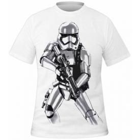 T-Shirt Mec STAR WARS - Stormtrooper Paint