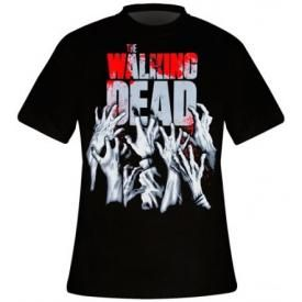 T-Shirt Mec THE WALKING DEAD - Hands