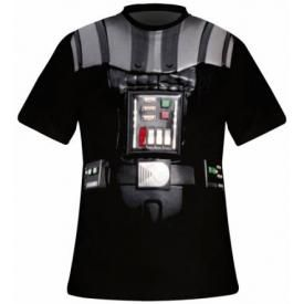 T-Shirt Mec STAR WARS - Dark Vador Costume