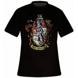 T-Shirt Mec HARRY POTTER - Gryffindor Crest