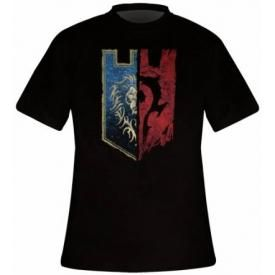 T-Shirt Mec WARCRAFT - Crests