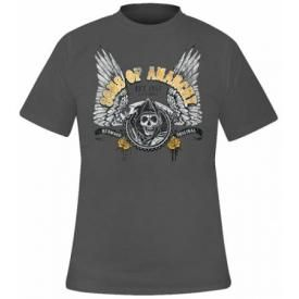 T-Shirt Mec SONS OF ANARCHY - Winged Logo