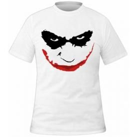 T-Shirt Mec BATMAN - Dark Knight Joker