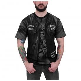 T-Shirt Homme All Over SONS OF ANARCHY - Jax Wrap