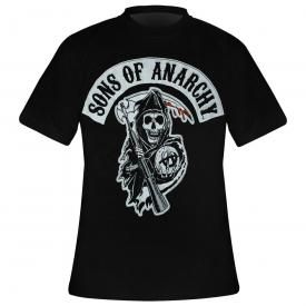 T-Shirt Homme SONS OF ANARCHY - Death