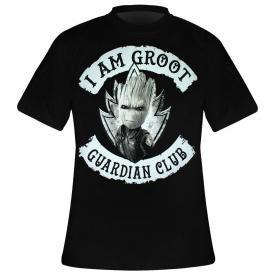 T-Shirt Homme LES GARDIENS DE LA GALAXIE VOL. 2 - Guardian Club