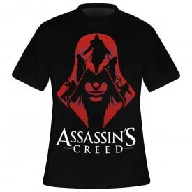 T-Shirt Homme ASSASSIN'S CREED - Red Coat