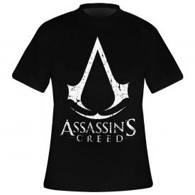 T-Shirt Homme ASSASSIN'S CREED - Cracked Logo
