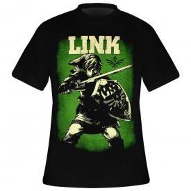 T-Shirt Homme ZELDA - Hero of Hyrule