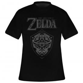 T-Shirt Homme ZELDA - Distressed Shield