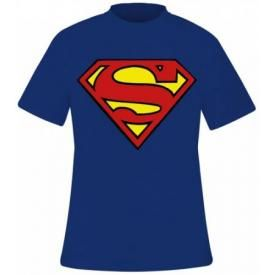 T-Shirt Mec SUPERMAN - Logo