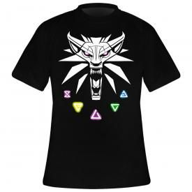 T-Shirt Homme THE WITCHER - Signs Of The Witcher