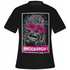 T-Shirt Mec STAR WARS - Chewie Fashion Style