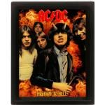 Mini Cadre Poster 3D AC/DC - Highway To Hell