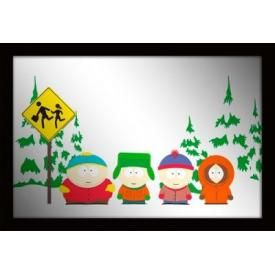 Miroir SOUTH PARK - Characters