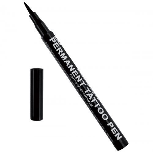 Crayon Tatouage Stargazer Feutre Noir Semi Permanent Rock A Gogo