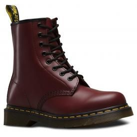 Boots DR. MARTENS - 1460 Cherry Red Smooth