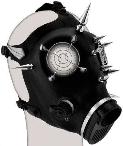 masque gaz cyber grilles masques rock a gogo. Black Bedroom Furniture Sets. Home Design Ideas