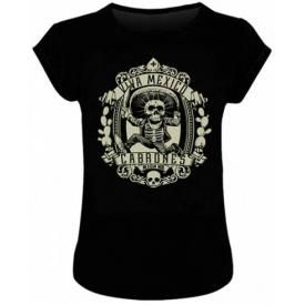 Tee Shirt Femme MEXICAN MOB - Viva Mexico