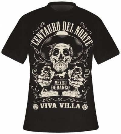 t shirt mec mexican mob viva villa t shirts rock a gogo. Black Bedroom Furniture Sets. Home Design Ideas