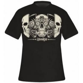 T-Shirt Mec MEXICAN MOB - Mascara Sagrada