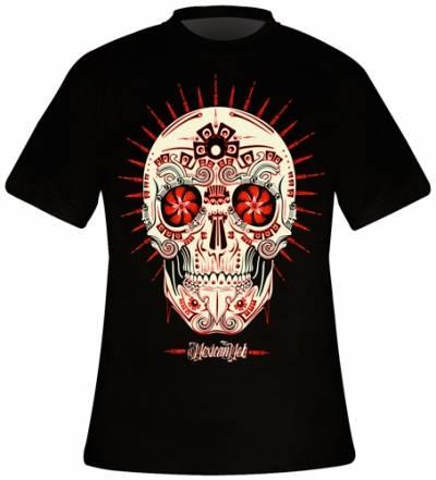 t shirt mec mexican mob peyote loco t shirts rock a gogo. Black Bedroom Furniture Sets. Home Design Ideas