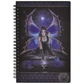 Cahier ANNE STOKES - Immortal Flight