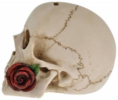 tirelire dark d co argentine skull tirelires rock a gogo. Black Bedroom Furniture Sets. Home Design Ideas