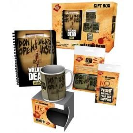 Coffret THE WALKING DEAD - Gift Box