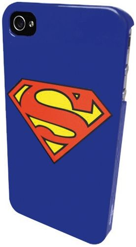 Image de iPhone Case 4 et 4S SUPERMAN - Classic Logo