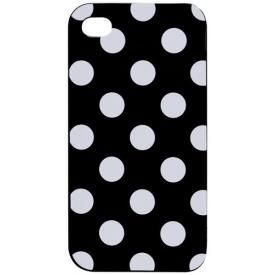 Coque Pour iPhone 4 et 4S DIVERS - White Dots