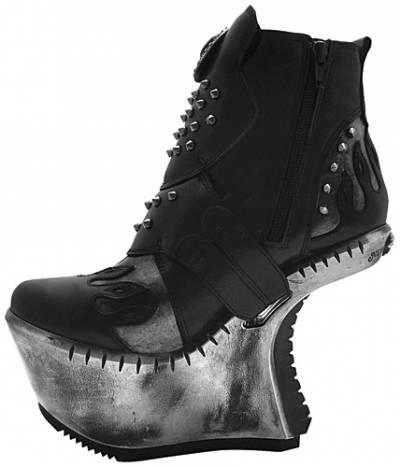 chaussures nana new rock extreme bottines rock a gogo. Black Bedroom Furniture Sets. Home Design Ideas