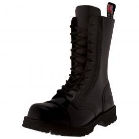 Boots NEVERMIND - 10 Holes Zipper