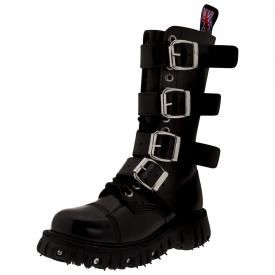 Boots NEVERMIND - 14 Holes Buckles
