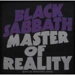 Patch BLACK SABBATH - Master Of Reality