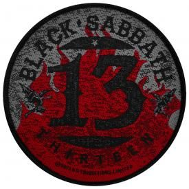 Patch BLACK SABBATH - 13