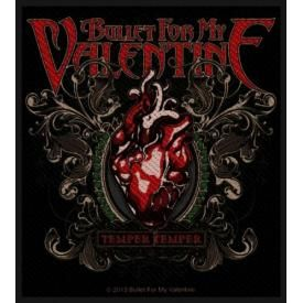 Patch BULLET FOR MY VALENTINE - Temper Temper