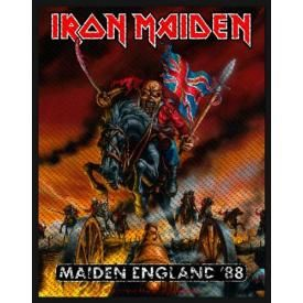 Patch IRON MAIDEN - Maiden England