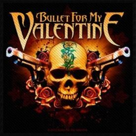 Patch BULLET FOR MY VALENTINE - Two Pistols