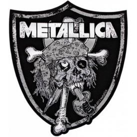 Patch METALLICA - Raider Skull